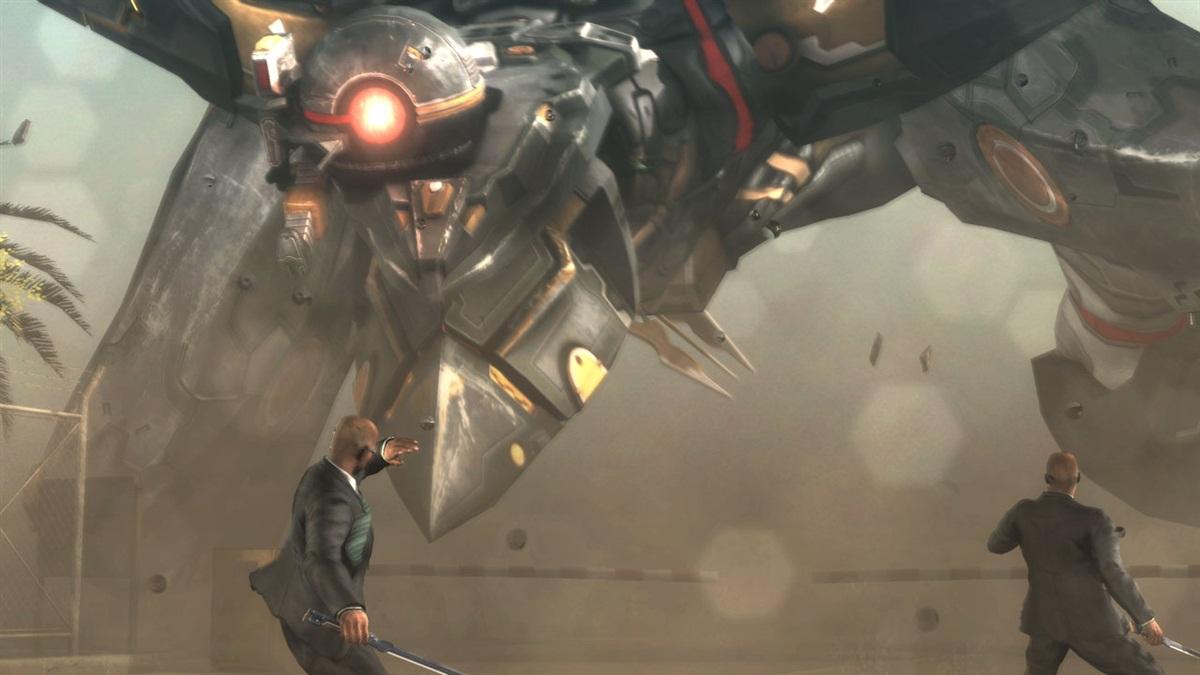 screen5 large Metal Gear Rising Revengeance PS3 DUPLEX