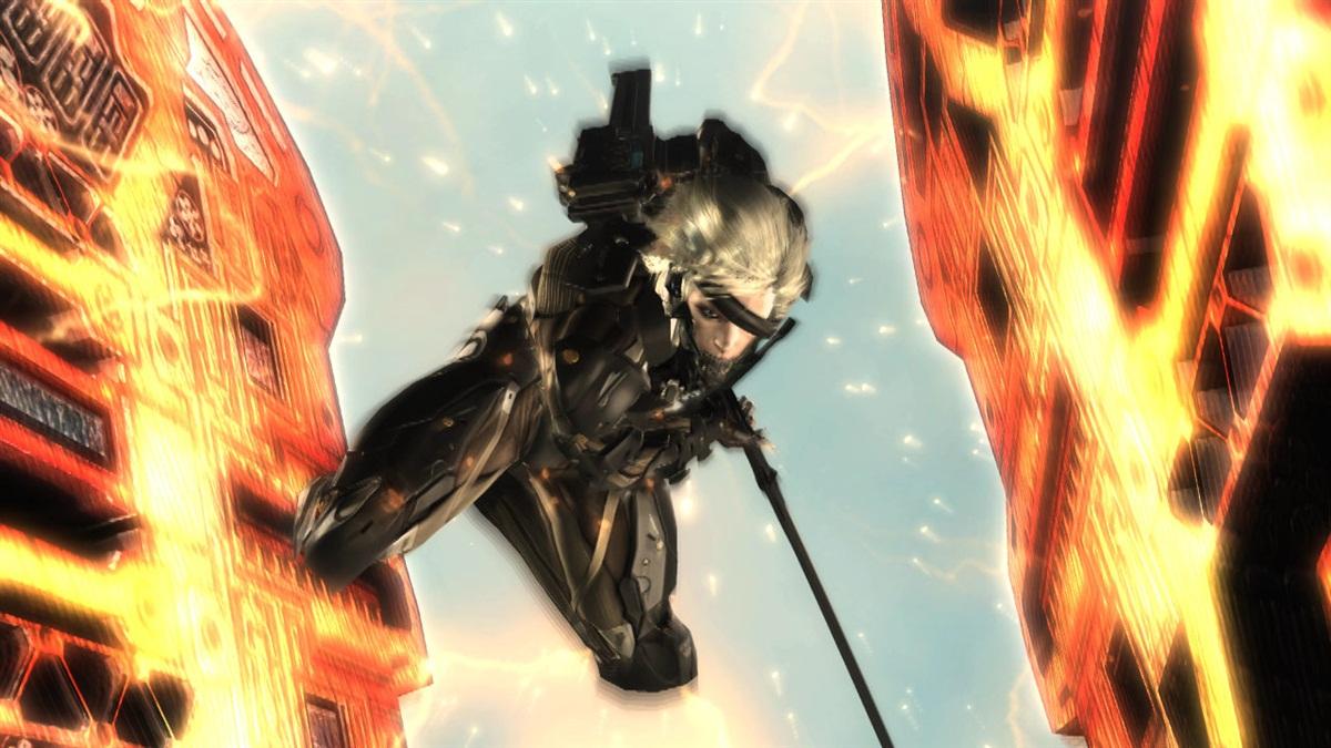 screen6 large Metal Gear Rising Revengeance PS3 DUPLEX
