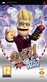 UK Boxshot of Buzz! Quiz World (PSP)