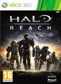 UK Boxshot of Halo: Reach (XBOX360)