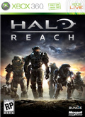 US Boxshot of Halo: Reach (XBOX360)