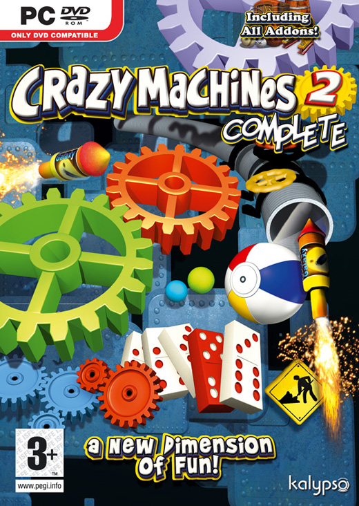 Crazy Machines 2 Complete Free Download Full PC Game