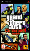 UK Boxshot of Grand Theft Auto: Chinatown Wars (PSP)