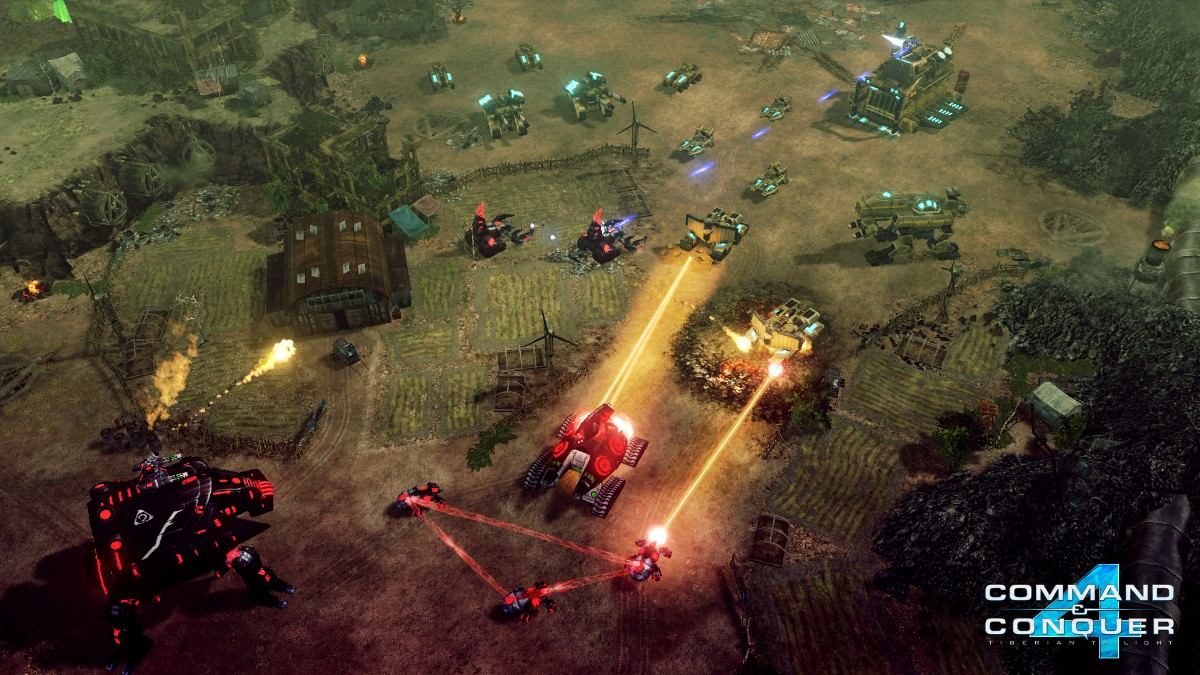 PC GAME-Command & Conquer 4 Tiberian Twilight Free Download Link Screen1_large