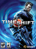 US Boxshot of TimeShift (PC)