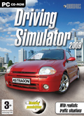UK Boxshot of Driving Simulator 2009 (PC)