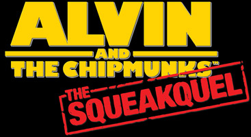 Logo of Alvin and The Chipmunks: The Squeakquel (NINTENDO Wii)
