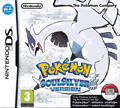 UK Boxshot of Pokemon SoulSilver Version (DS)