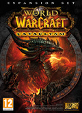 UK Boxshot of World of WarCraft: Cataclysm (PC)