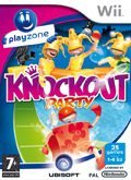 UK Boxshot of Knockout Party (NINTENDO Wii)