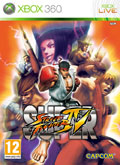 UK Boxshot of Super Street Fighter IV (XBOX360)