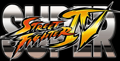 Logo of Super Street Fighter IV (XBOX360)