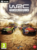 UK Boxshot of WRC: FIA World Rally Championship (PC)