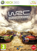 UK Boxshot of WRC: FIA World Rally Championship (XBOX360)