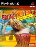 UK Boxshot of Britney's Dance Beat (PS2)