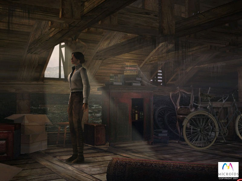 screen1 large [Full Game] Syberia [PC]