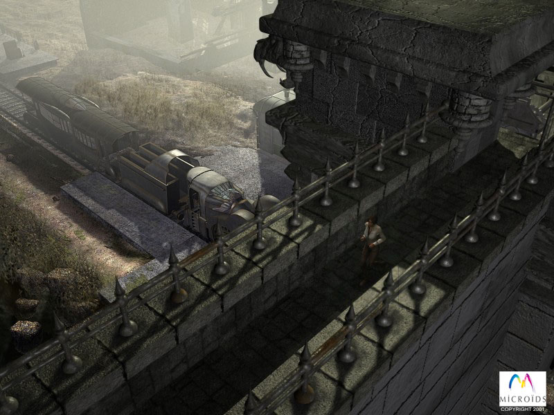 screen3 large [Full Game] Syberia [PC]
