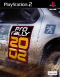 UK Boxshot of Pro Rally 2002 (PS2)
