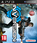 UK Boxshot of Inversion (PS3)